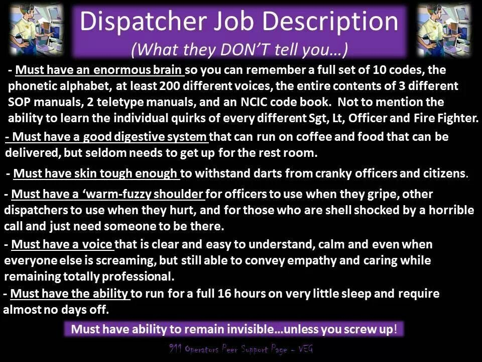 Life as a 911 Dispatcher - Code Ignitor
