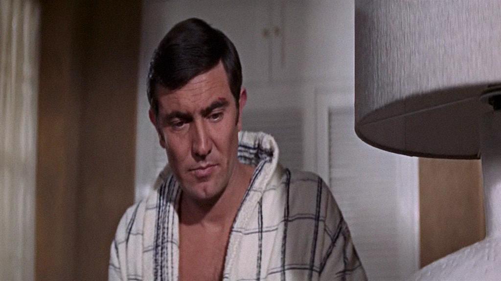 George Lazenby ... George Lazenby James Bond