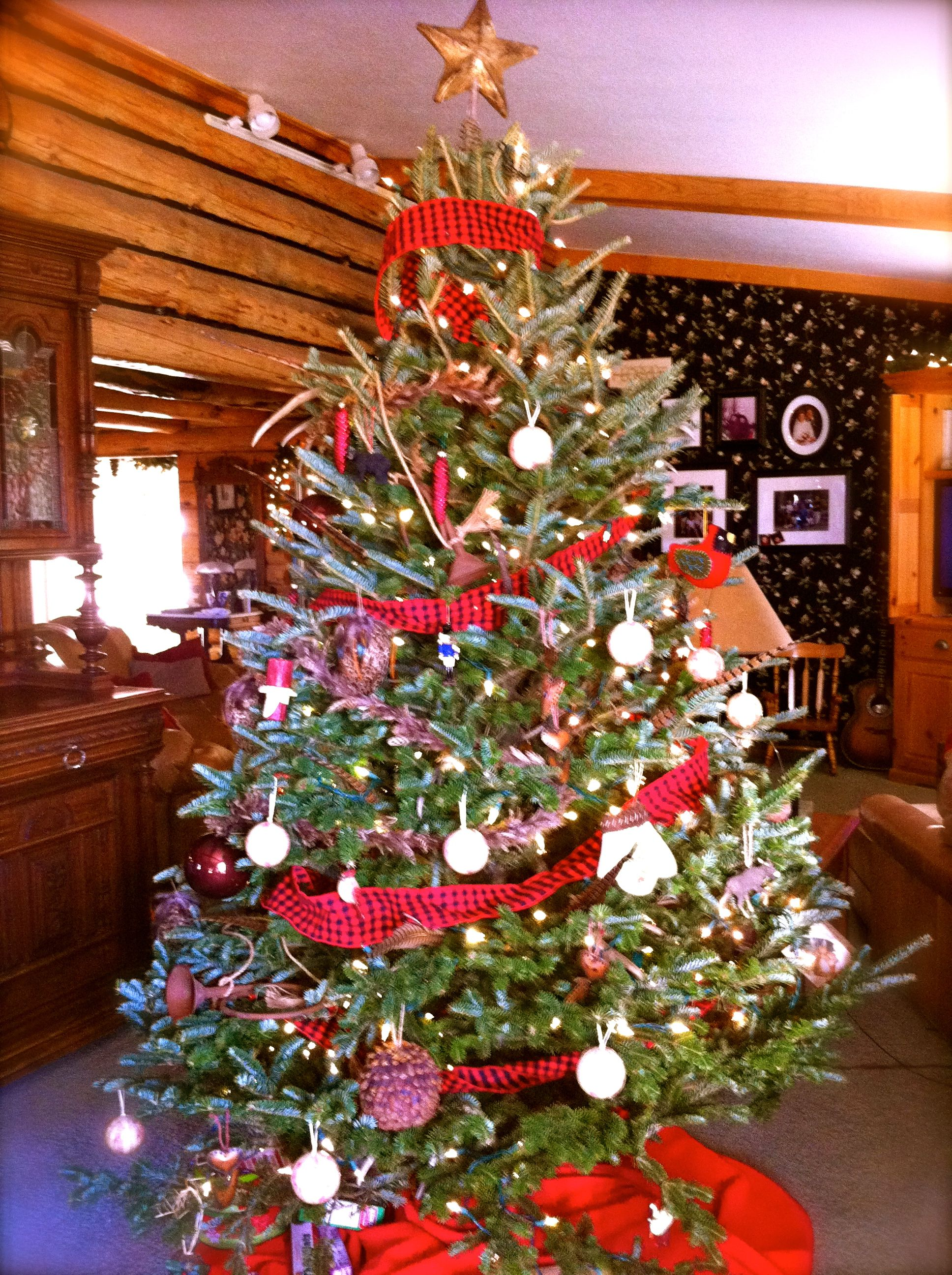 Country Christmas Tree L of Z Christmas