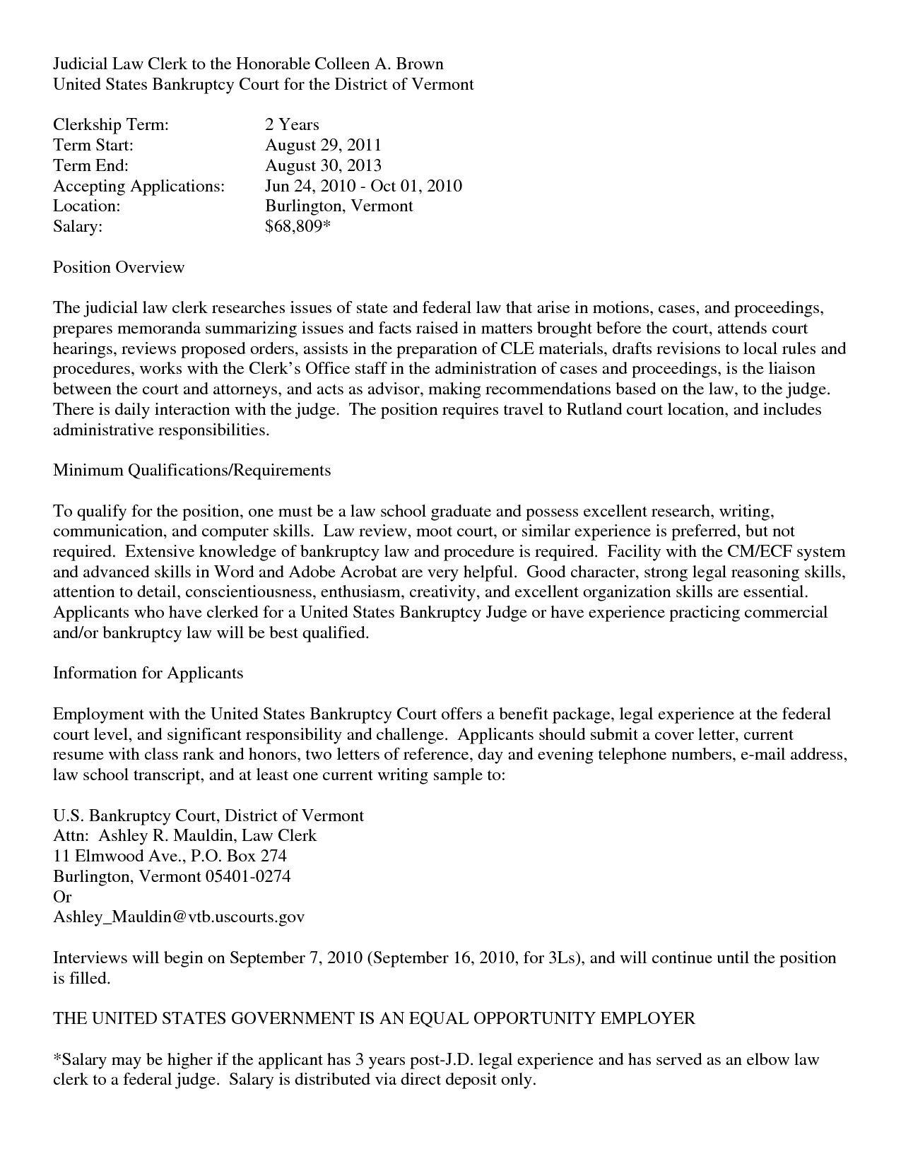 job cover letter ending
