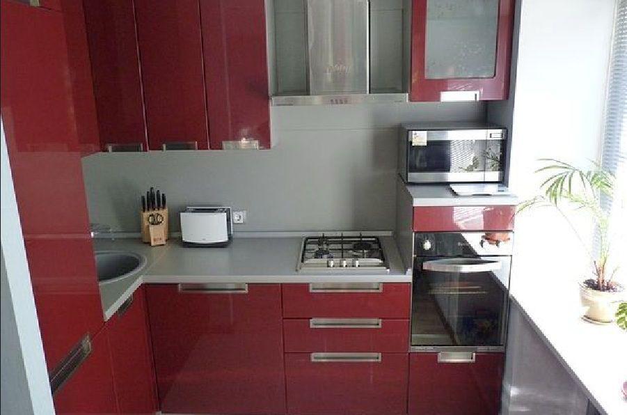 Дизайн кухни 5 кв.м в