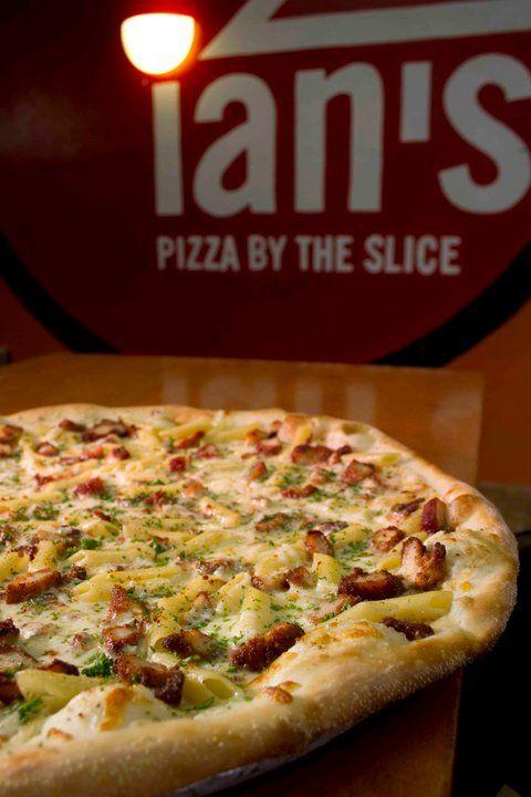 The Woodward Pizza Recipe — Dishmaps