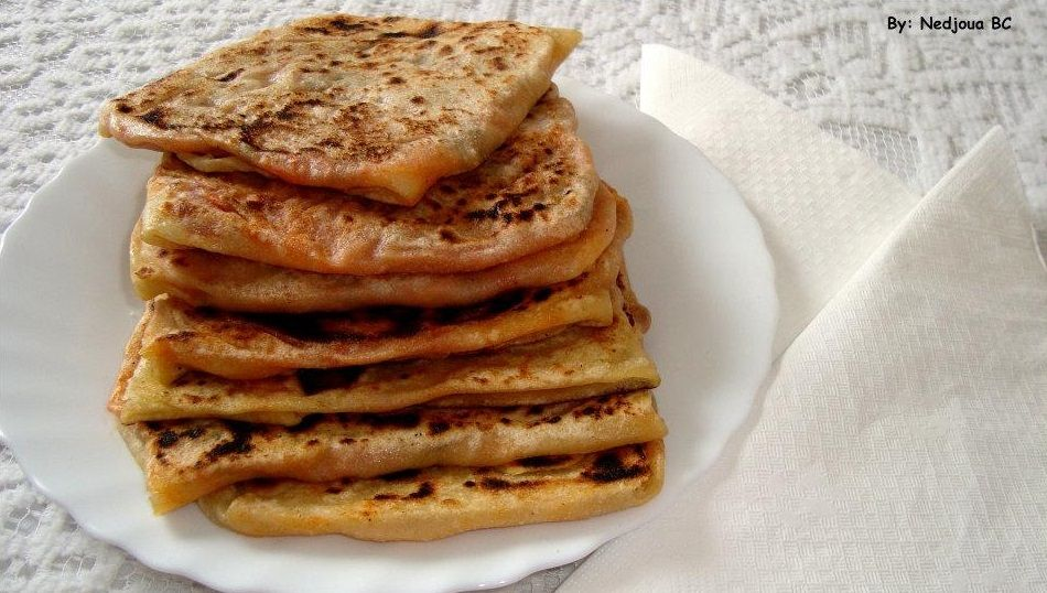 Mhajeb algerian cuisine pinterest for Algerian cuisine