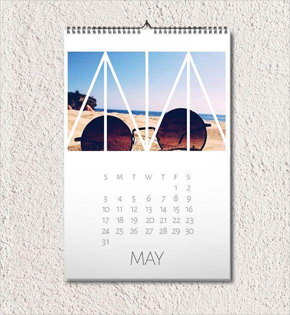 Desain Kalender | Format Kalender | Gambar Kalender | Template ...