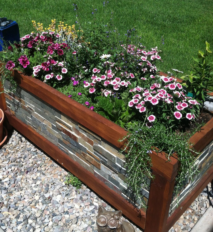 Diy Planter Box Secret Garden Pinterest 400 x 300