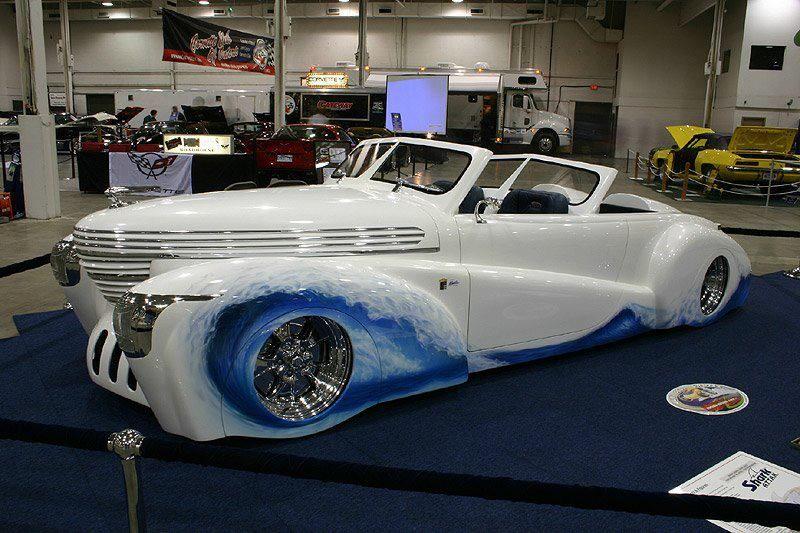collection car paint job - photo #38