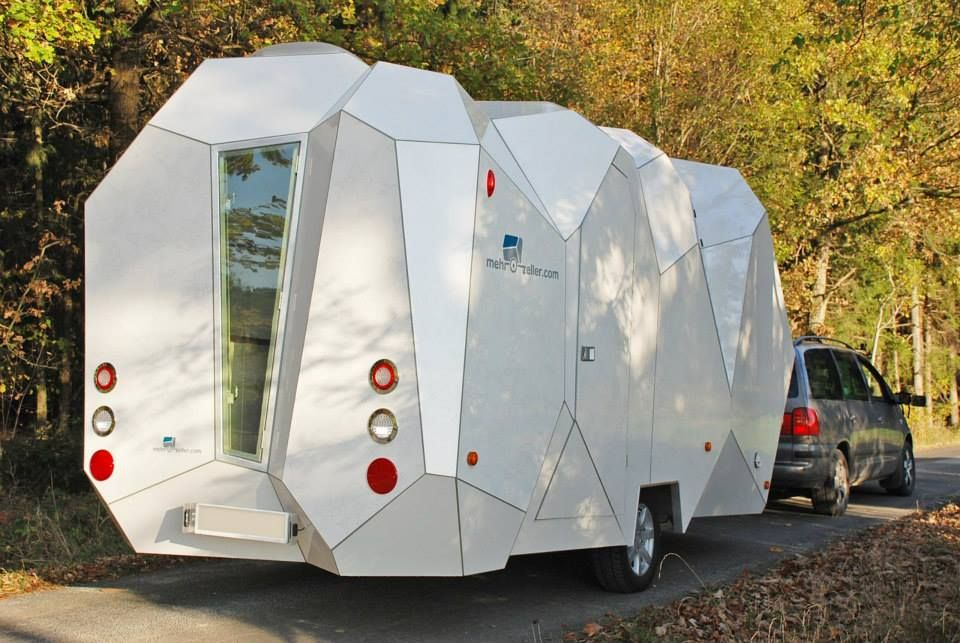 Austrian Designer Of A Future Tiny Home Portable Tiny