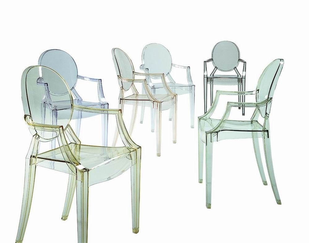Louis ghost philippe starck perfect furniture pinterest