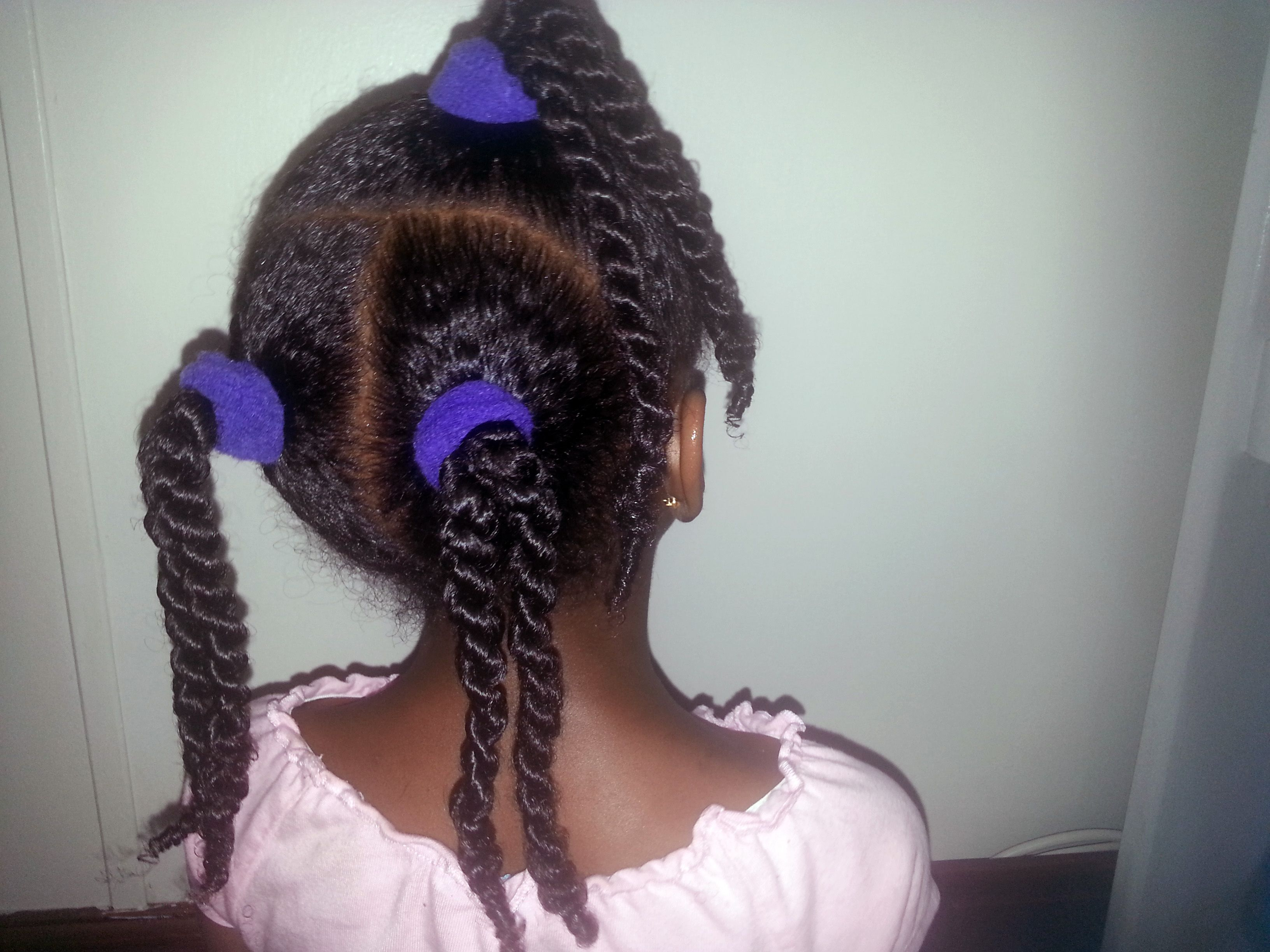 Sister Twists Natural Hair