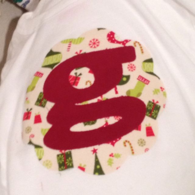 Grace 39 S Christmas Shirt With Cricut Things To Make