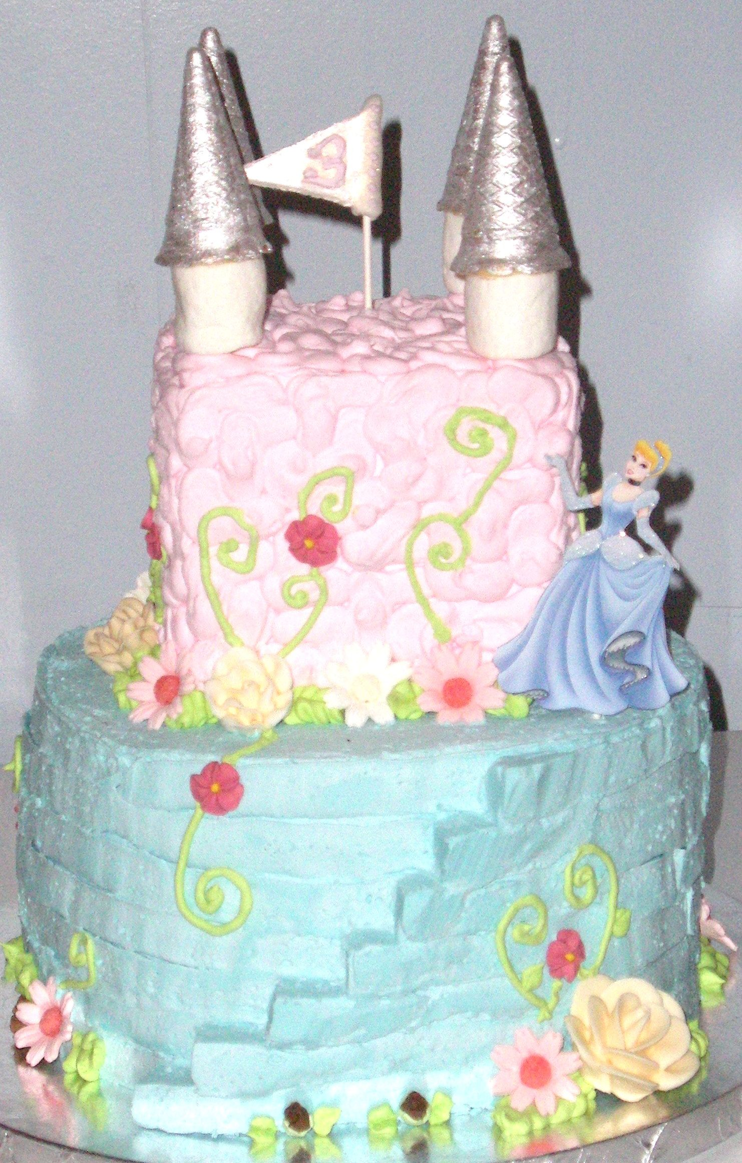 Princess Cake Princess Party Ideas Pinterest