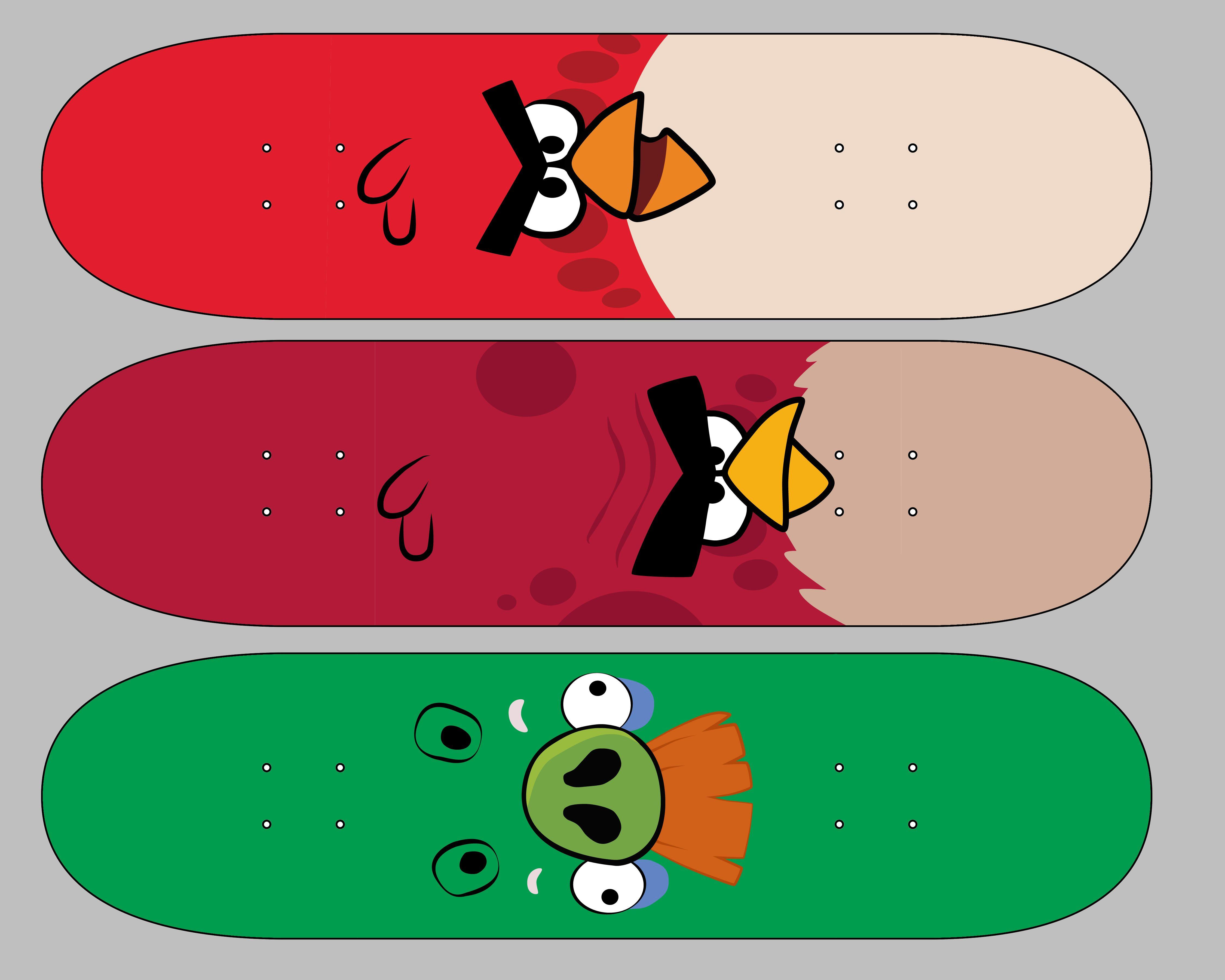 skateboard design graphics as surf skate snowboard design project r