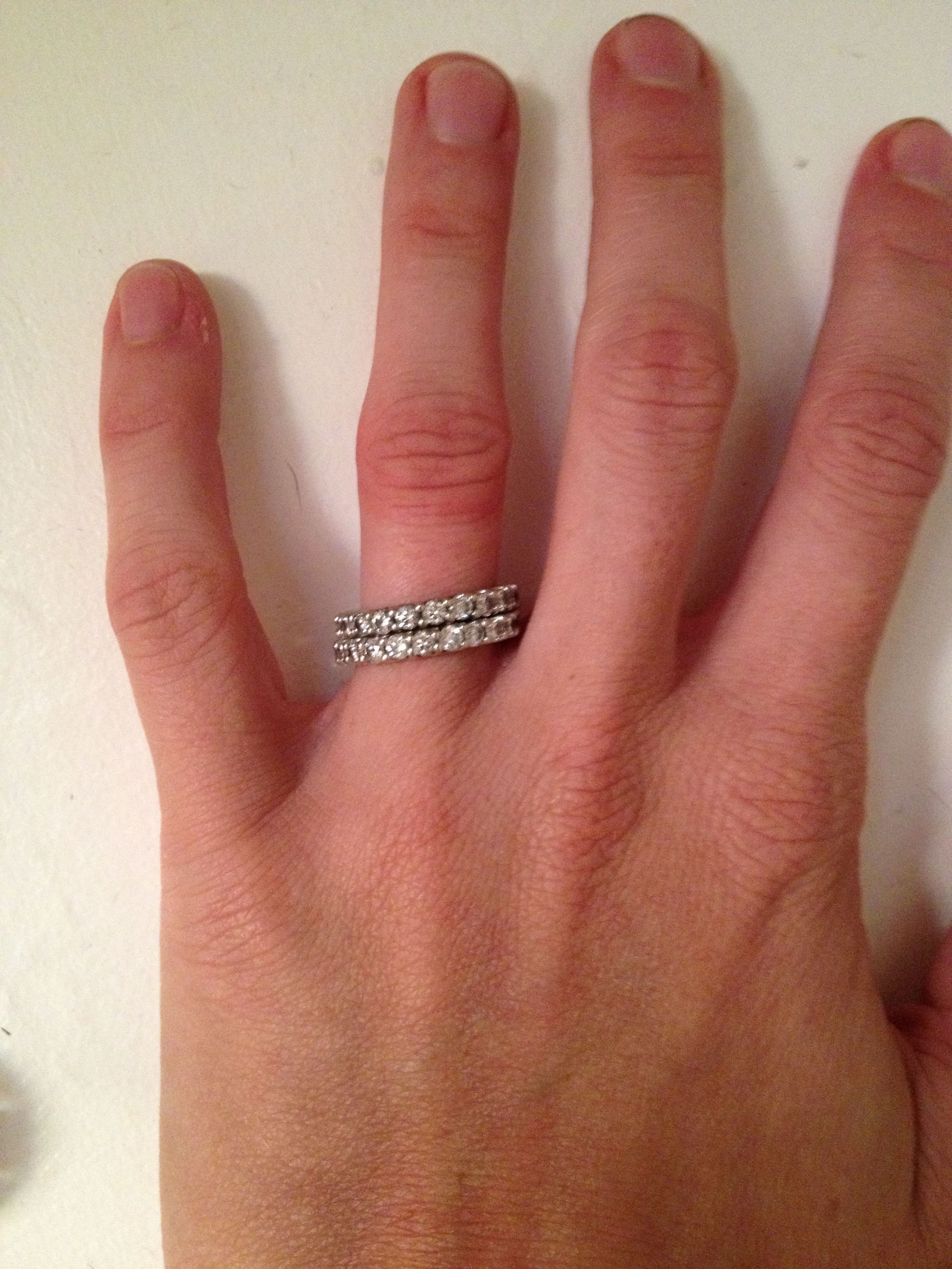 Gallery images and information: Five Year Engagement Ring Five Year Engagement Ring