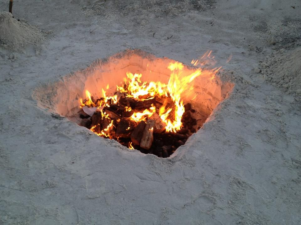 Sand Fire Pit Backyard : Sand fire pitwant!!!  Outdoor Spaces  Pinterest