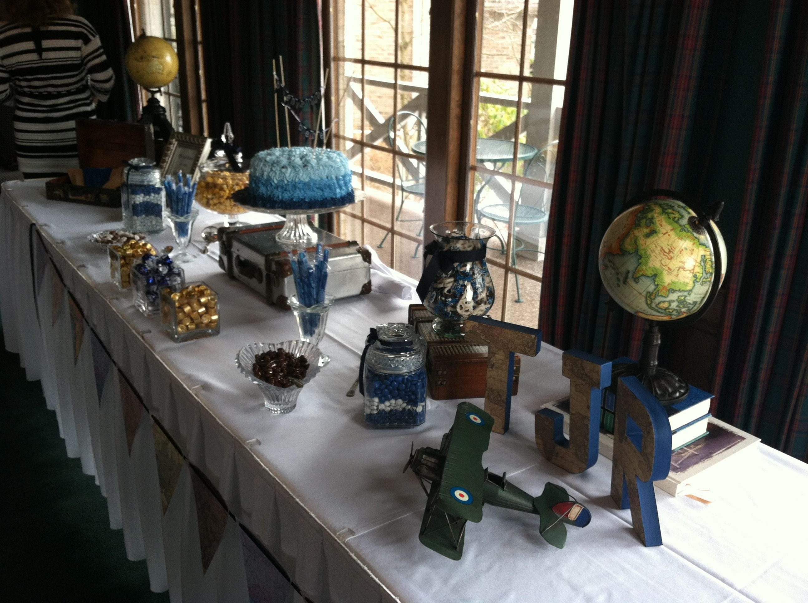 travel themed baby boy shower ashley baby shower pinterest