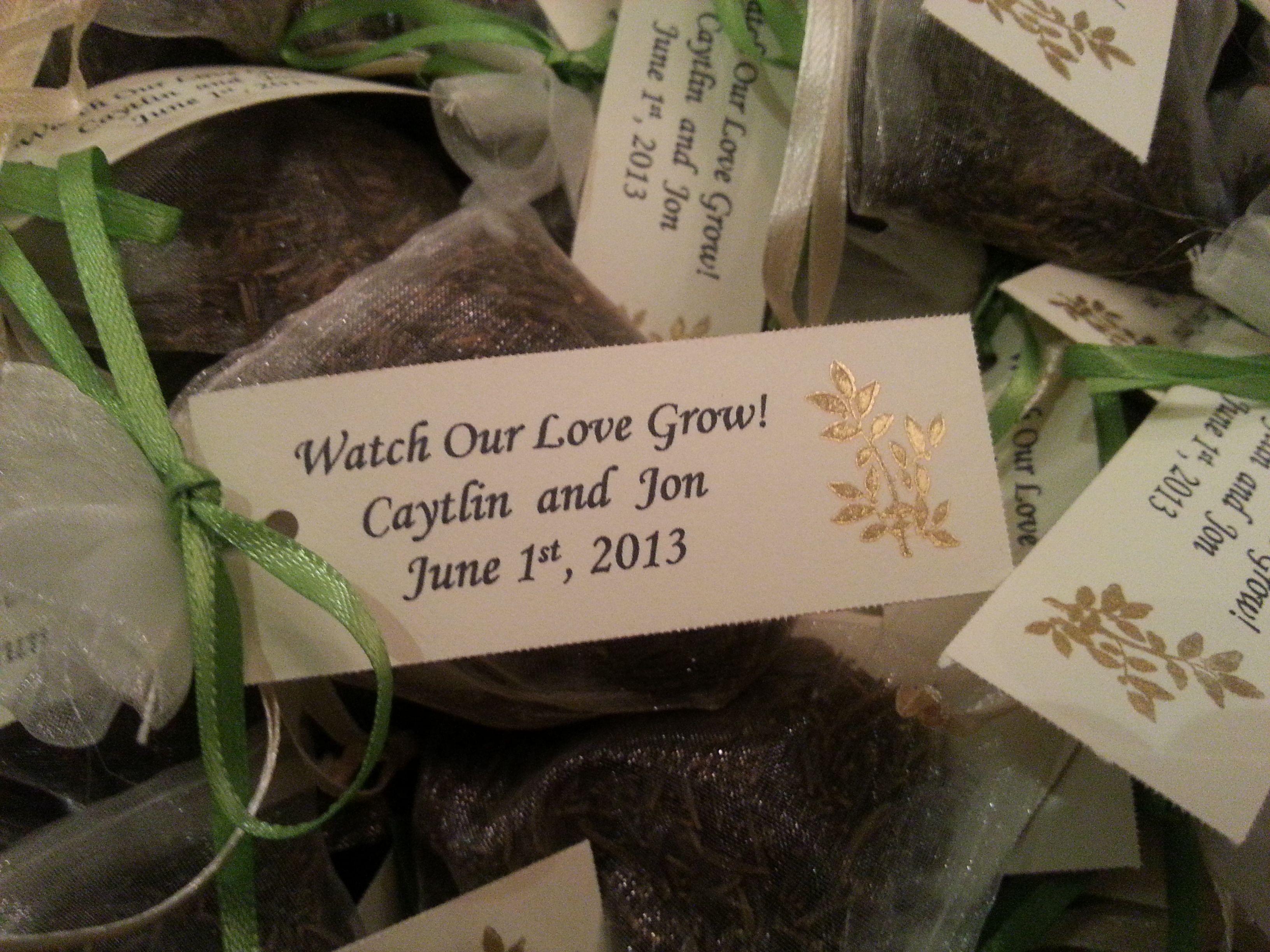 Wildflower Seeds Wedding Favors Party Ideas Wedding Ideas Pinte