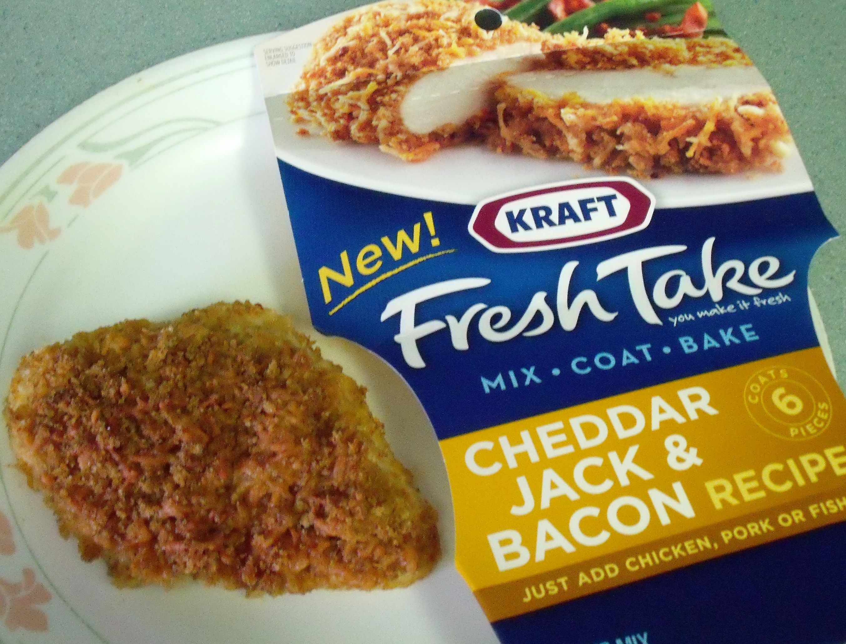 Cheddar Jack & Bacon Chicken | Yummo For My Tummo! | Pinterest