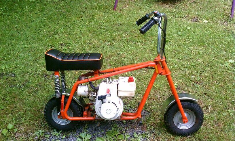 Bird or sears minibike mini bikes pinterest