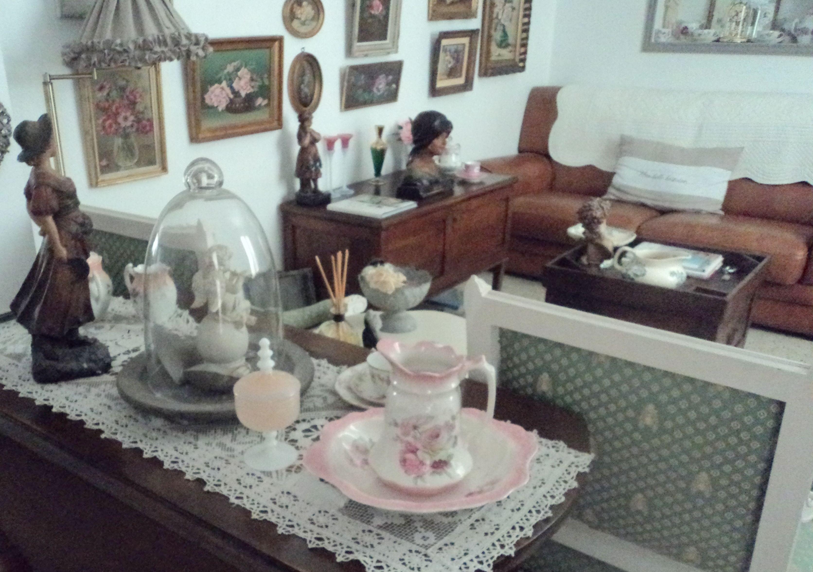 Une maison romantique - Deco maison romantique ...