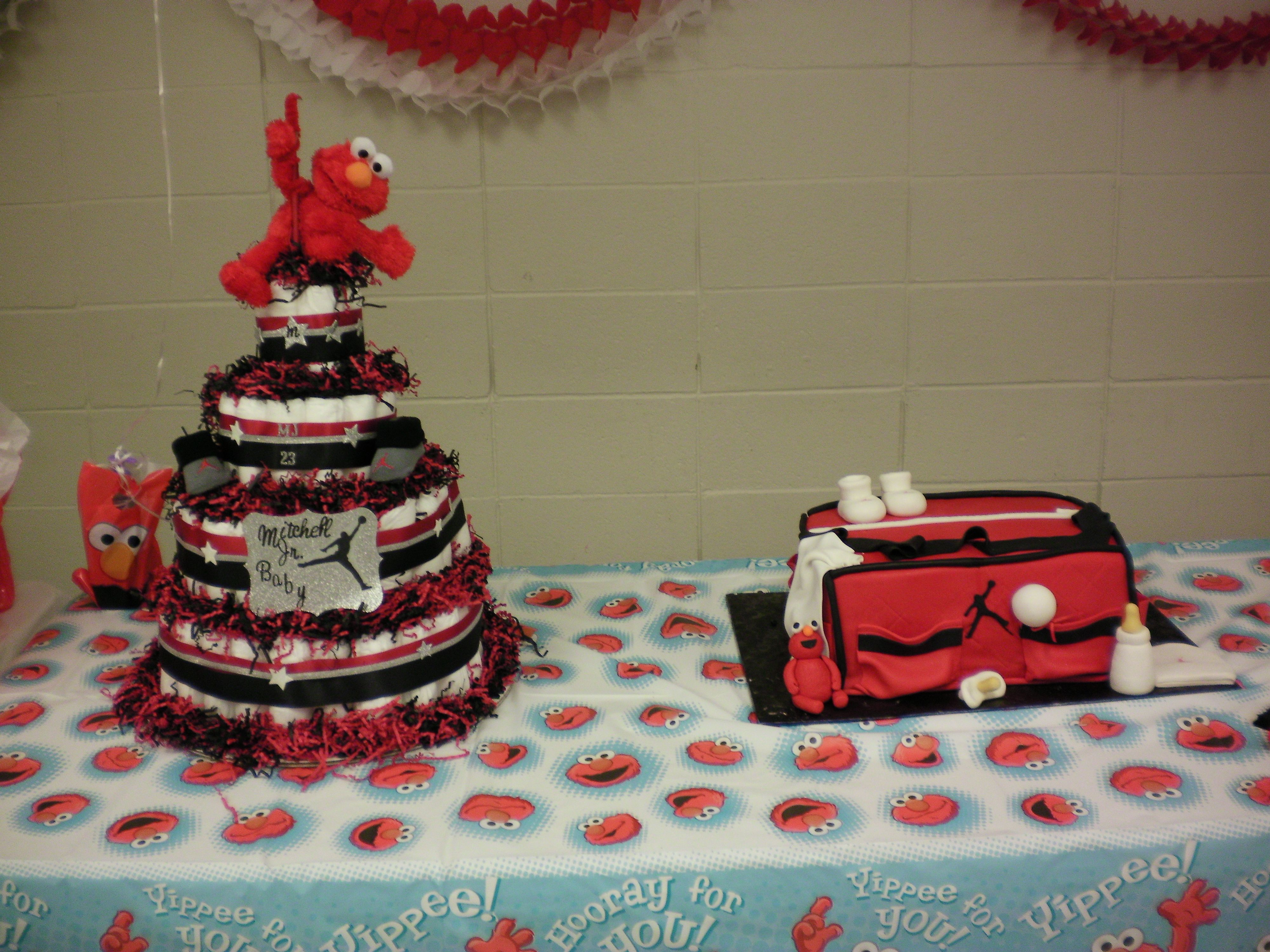 elmo and jordan baby shower future baby board pinterest