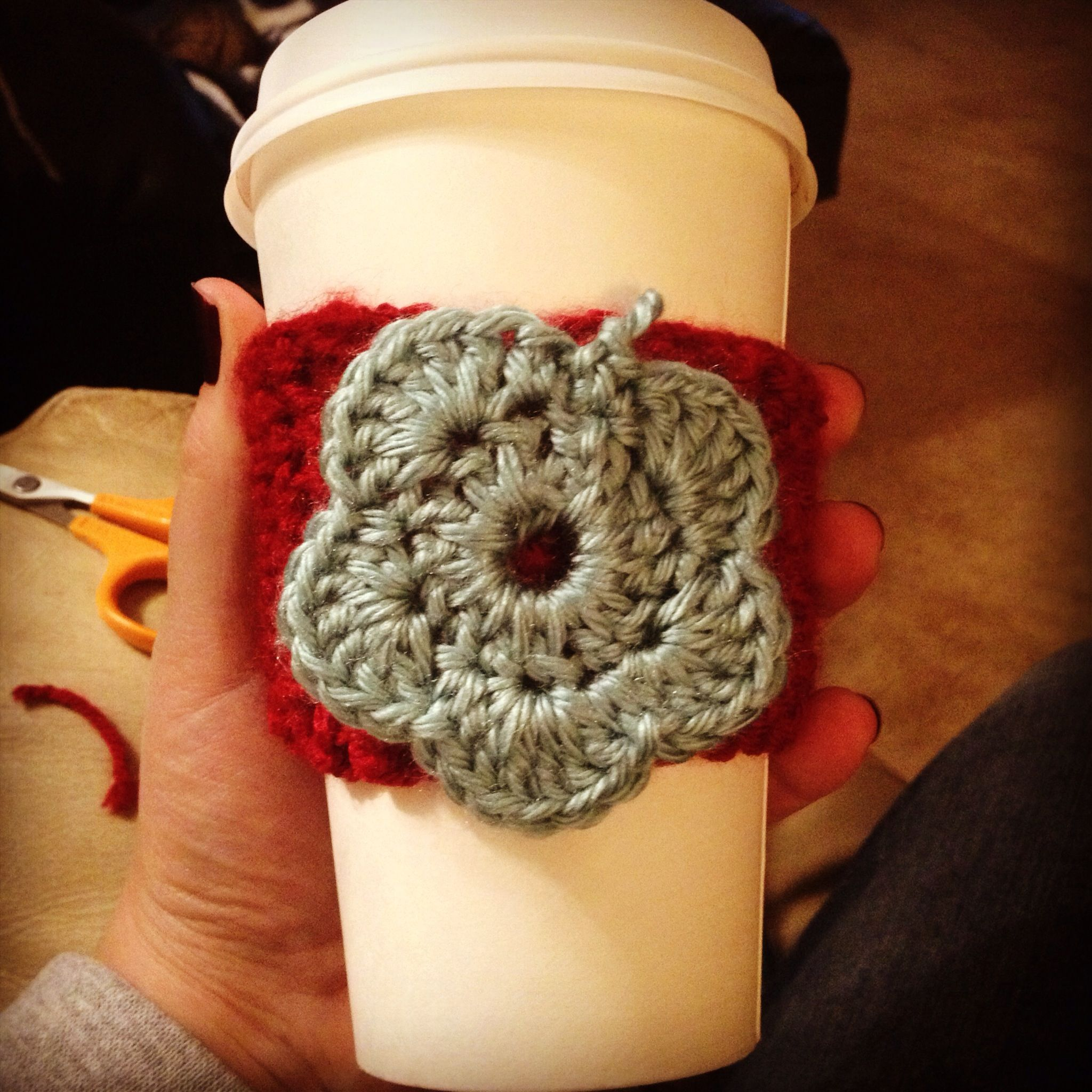 Crocheting Gifts Ideas : Crochet cozies Christmas Gift Ideas :) Crochet/knit Pinterest