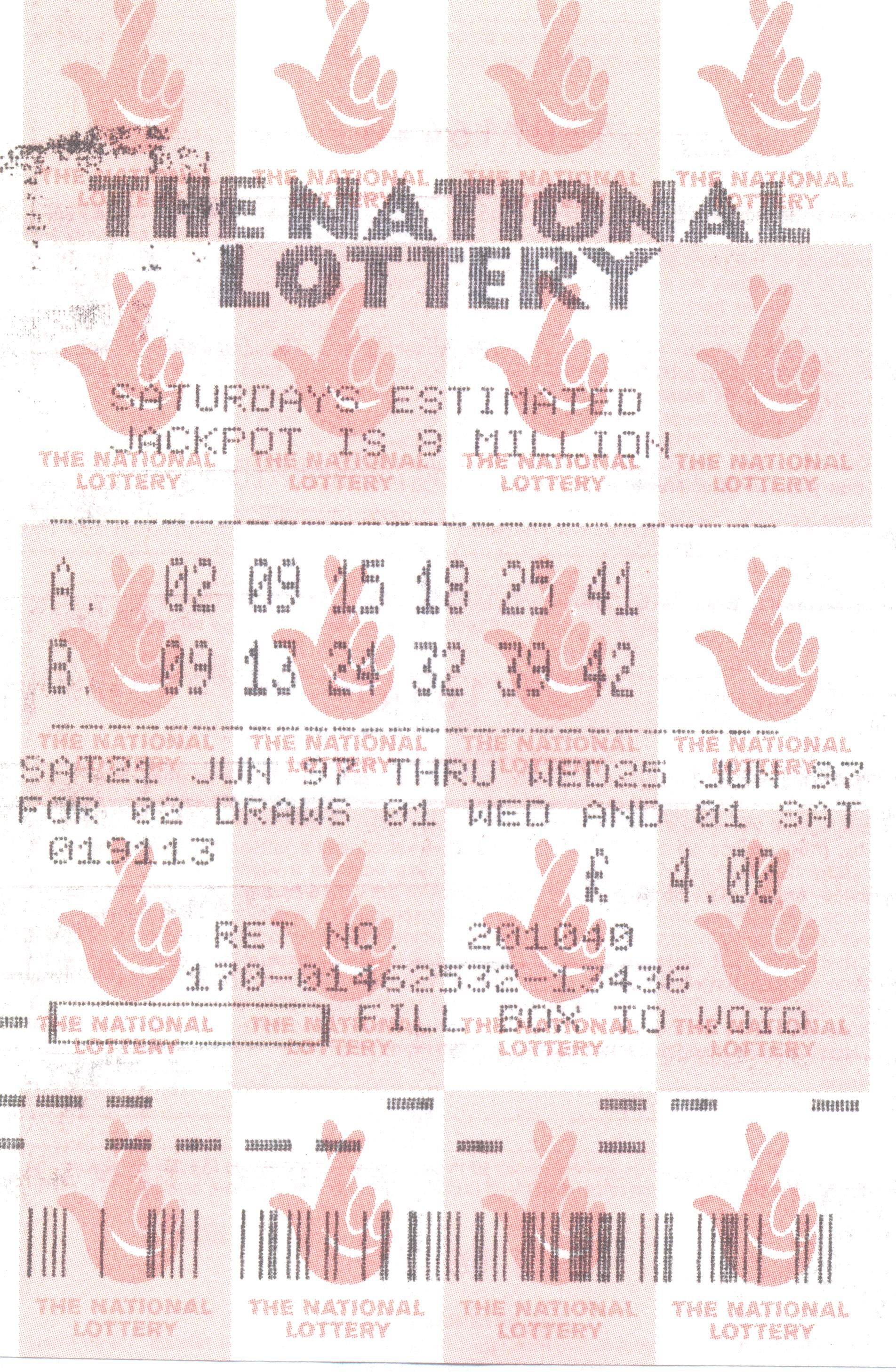 The lottery essays