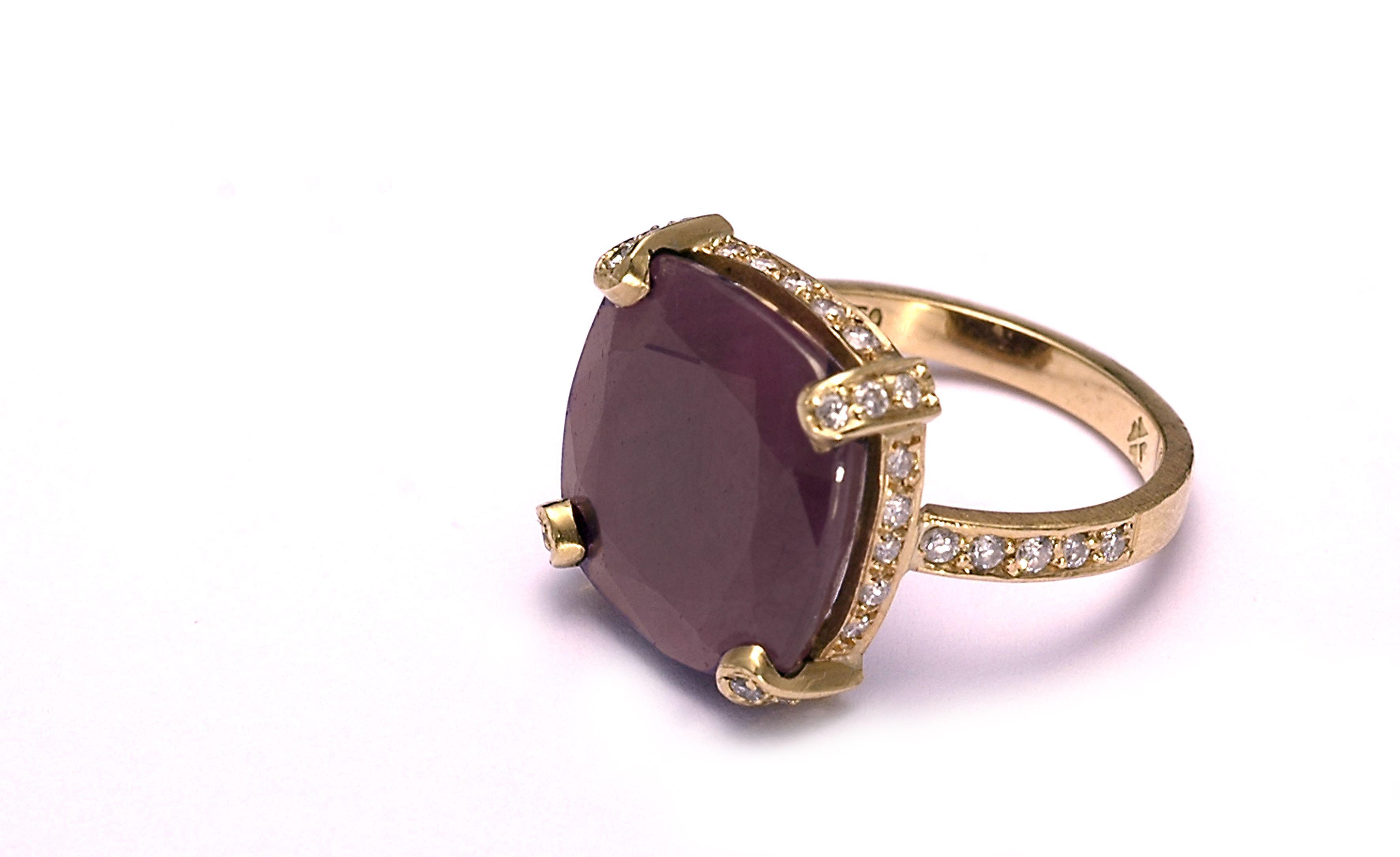 ruby ring ruby rings vintage