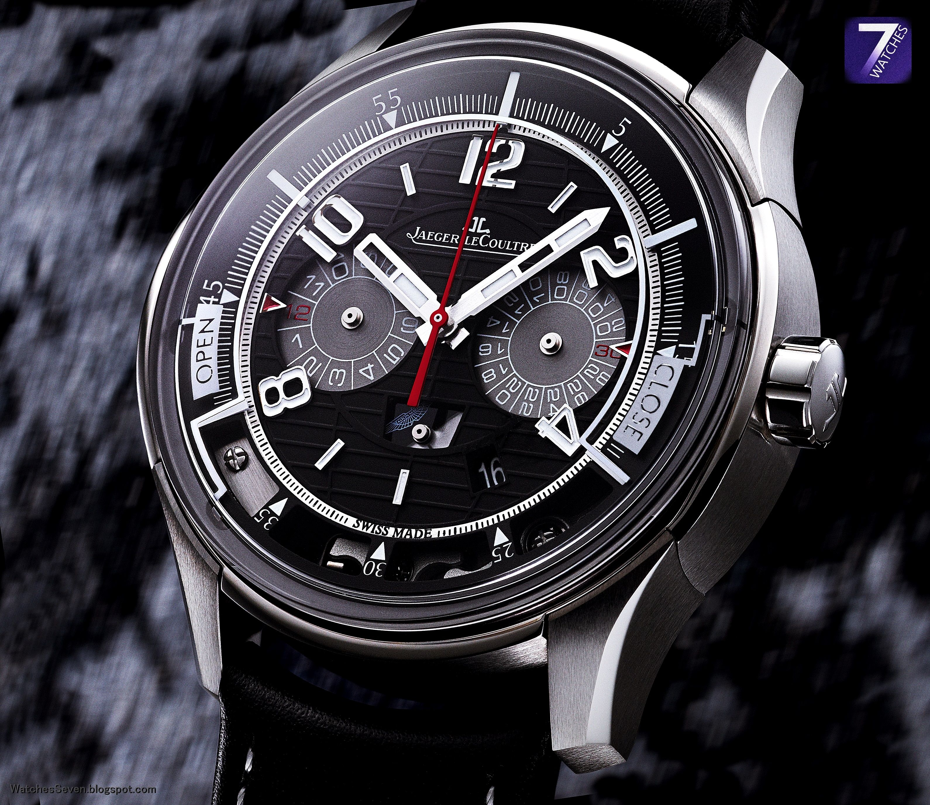 Watches 7: Jaeger-LeCoultre