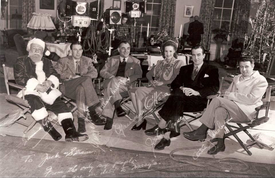 Pin by Film Fanatic on Behind the Scenes 1940's | Pinterest