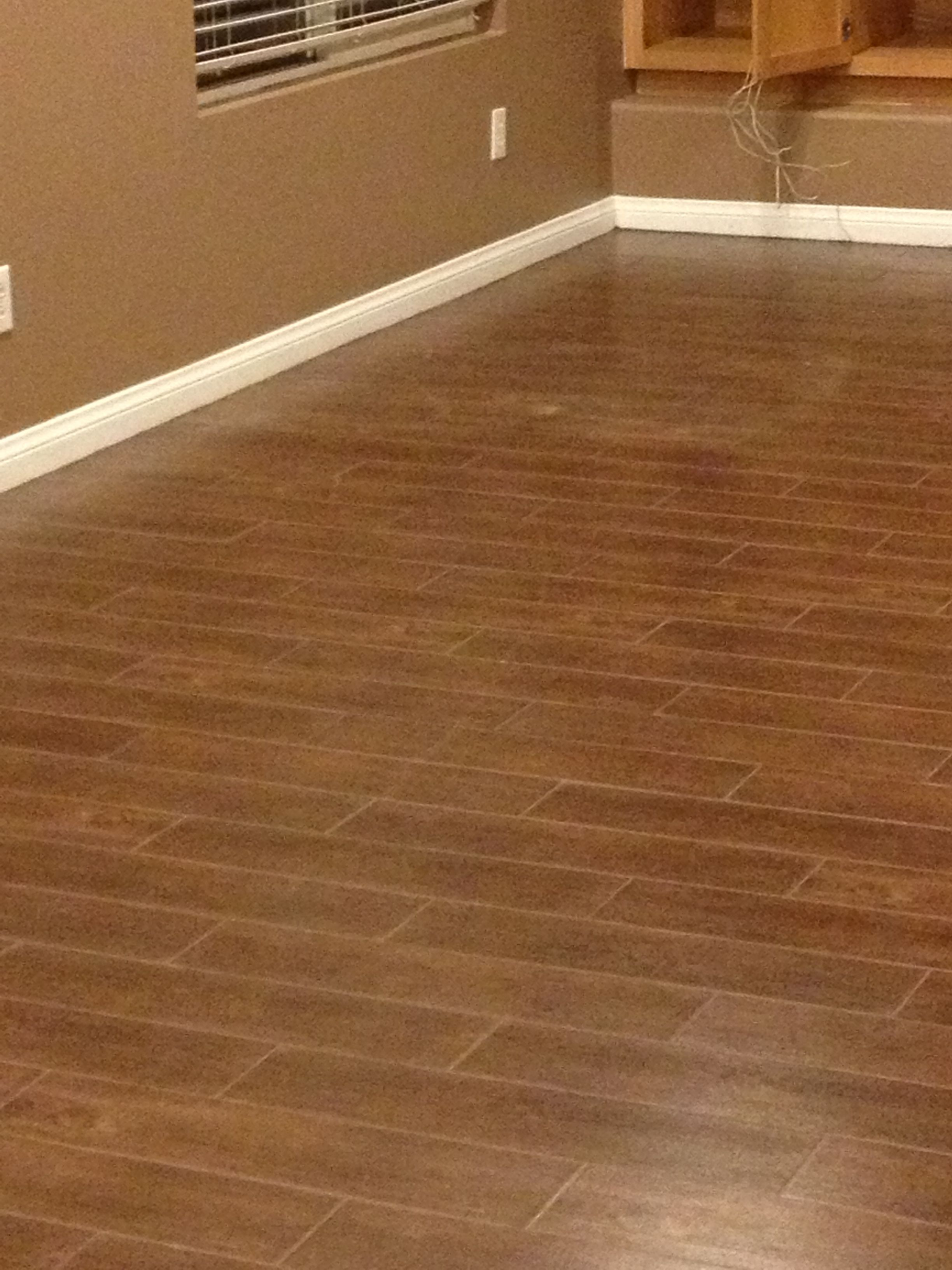 Tile Floor That Look Like Hardwood For The Home