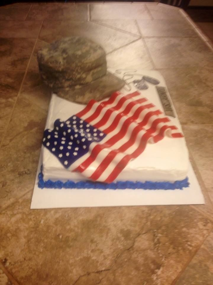 Pinterest for Military welcome home party decorations