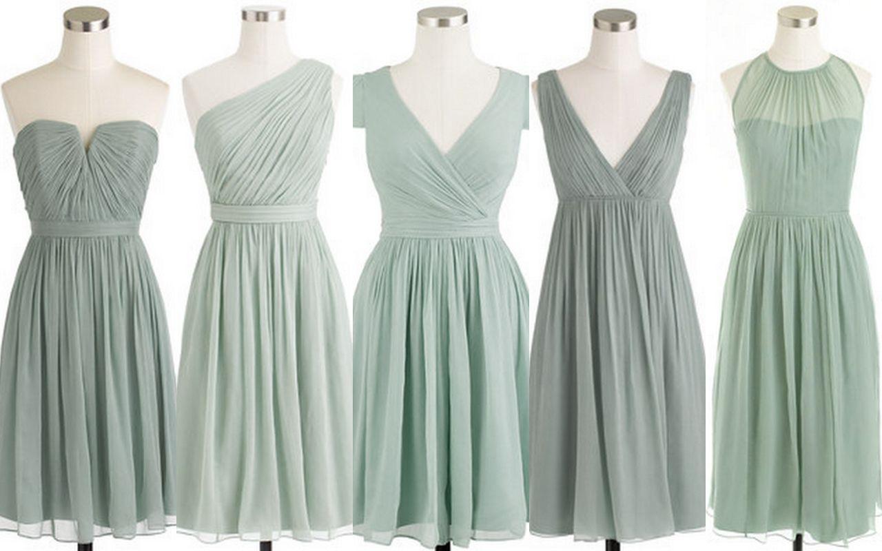 Bridesmaid dresses inspiration