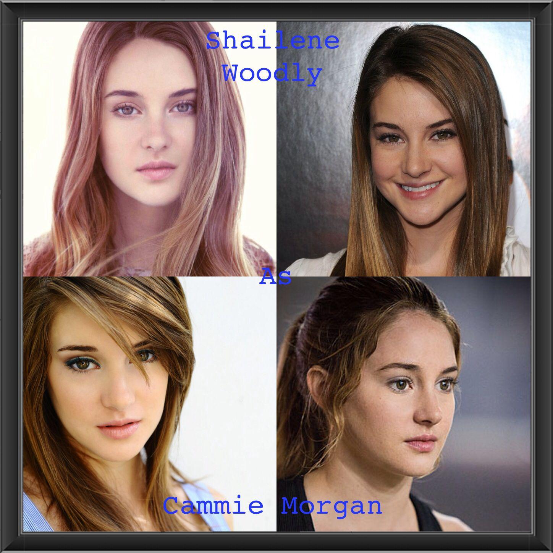 Shailene Woodly As Cammie Morgan Gallagher Girls