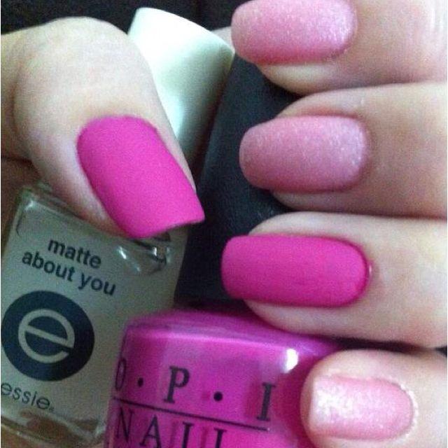 Pinky Nail Polish & Matte Lacquer...