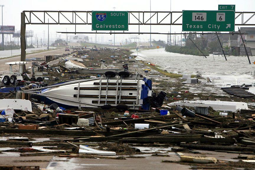 Hurricane Ike - September 2008