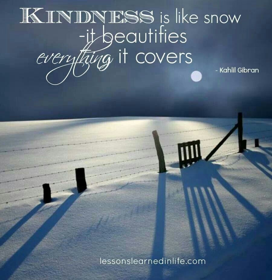 Inspirational Quotes About Kindness Quotesgram