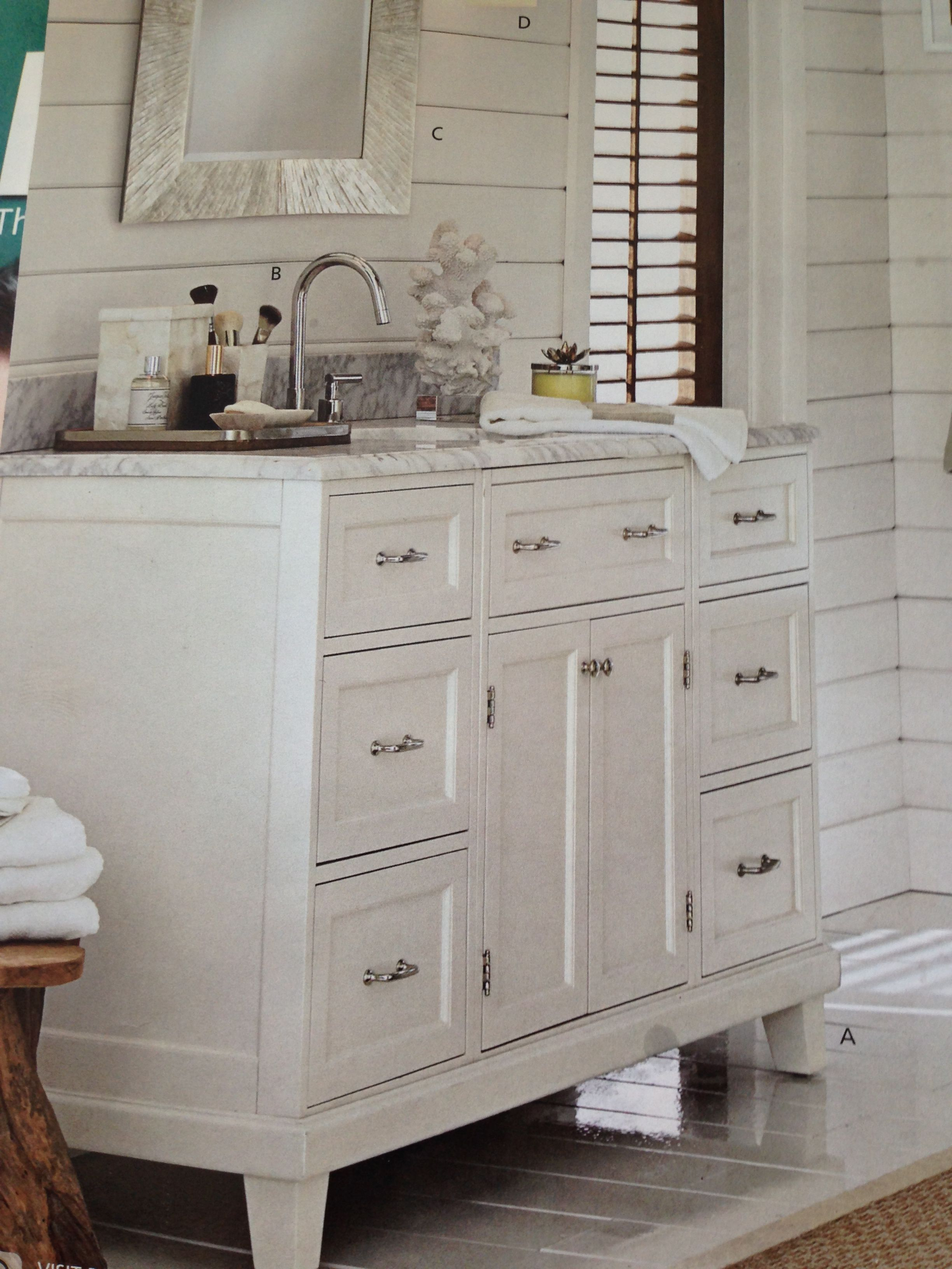 Bathroom Storage Pottery Barn With Brilliant Picture