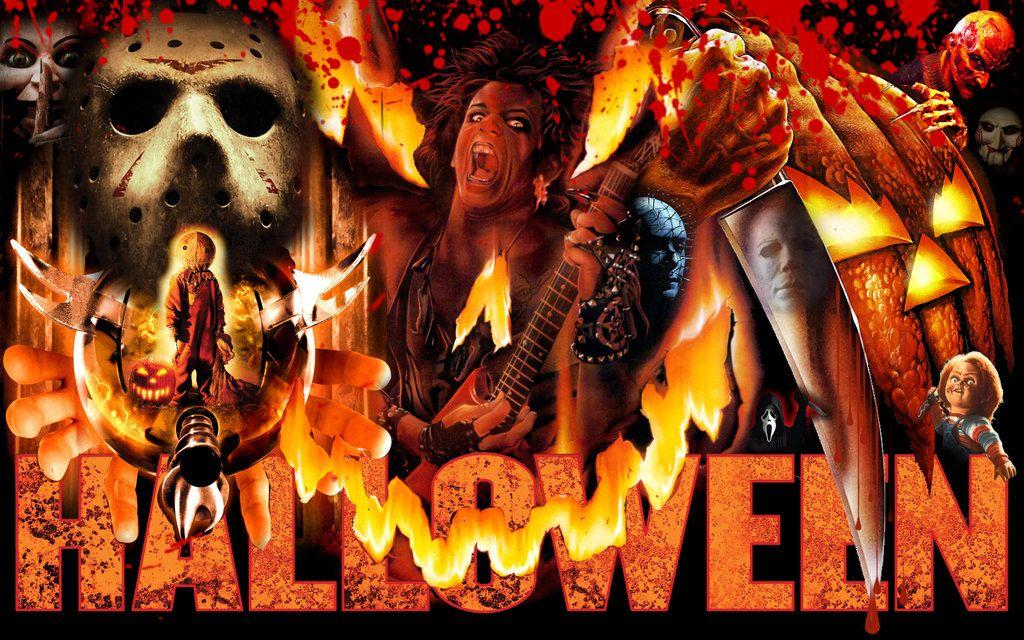 halloween horror movie story