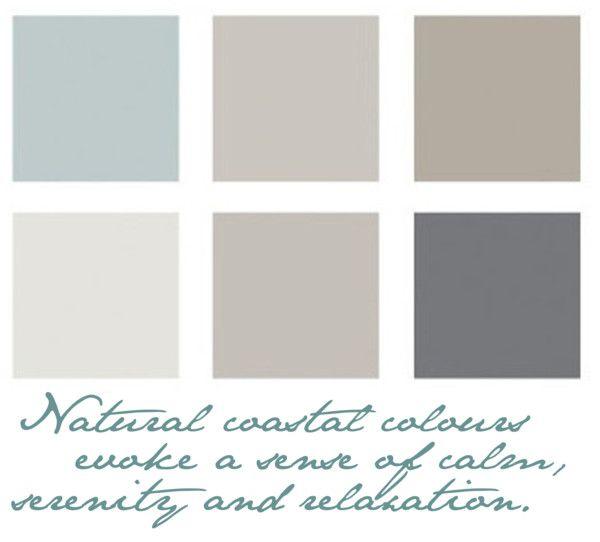 seaside naturals coastal style color pallete 39 s pinterest