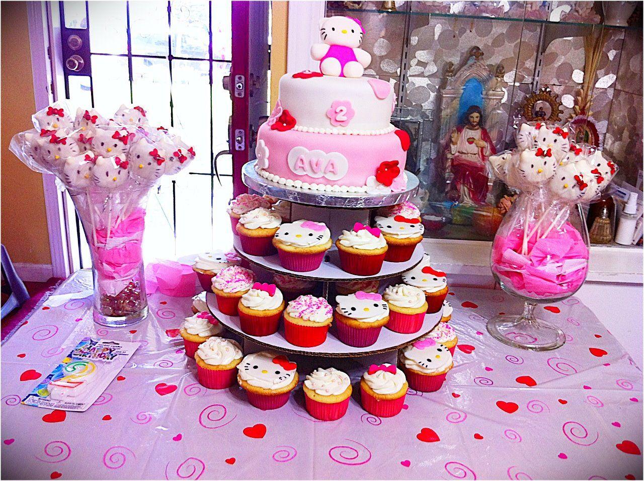 Hello Kitty Birthday Party Theme!  Party Ideas  Pinterest