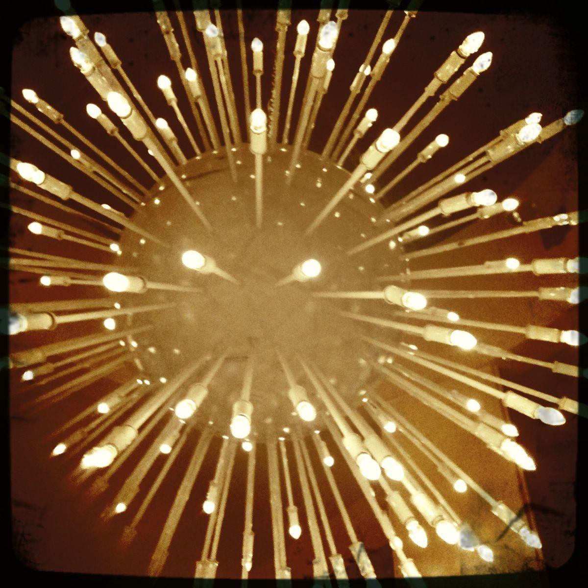 starburst chandelier Things