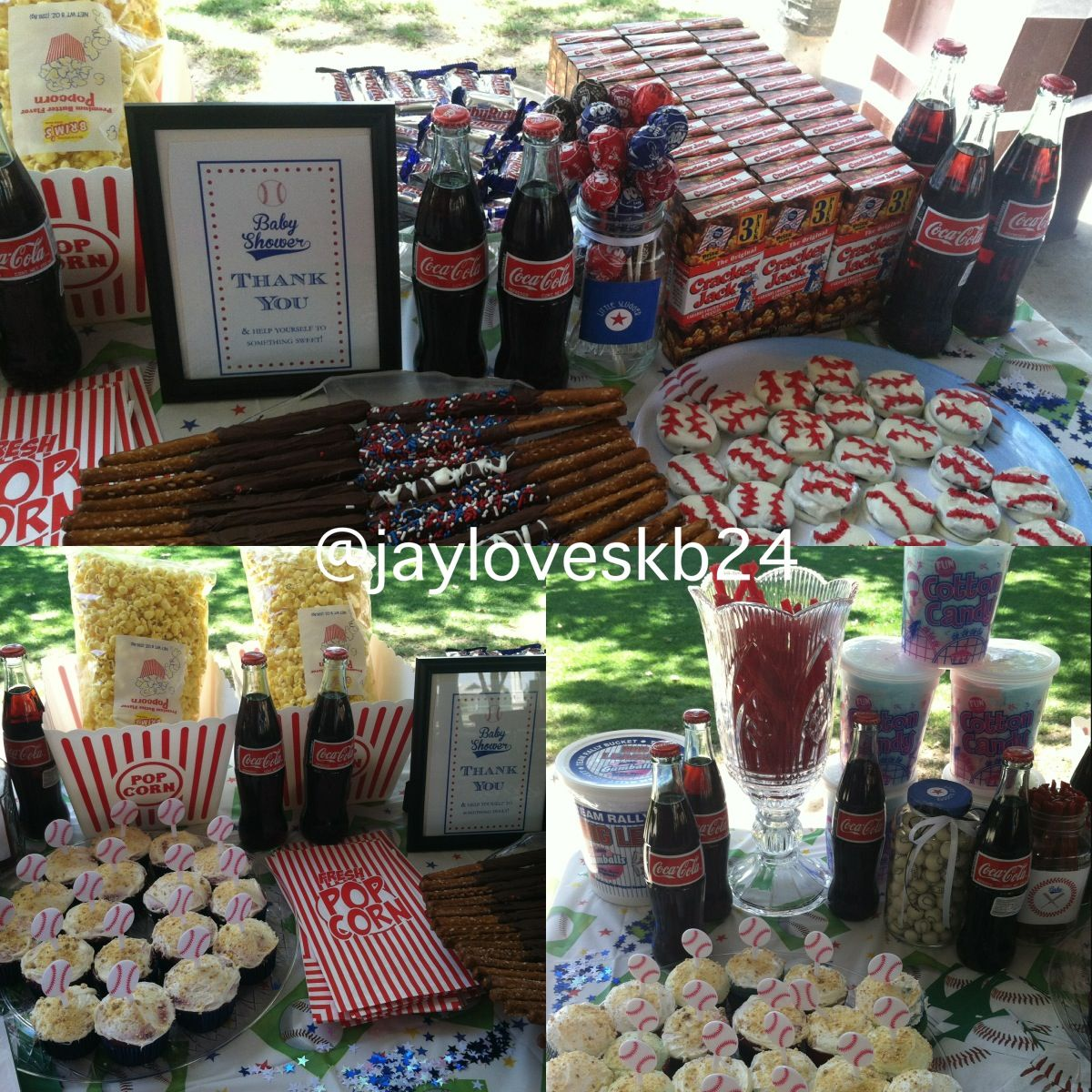 baseball theme baby shower one day but far from now pinterest