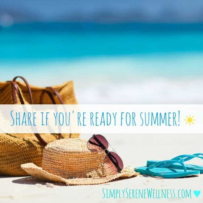 Are you ready for summer?! :)