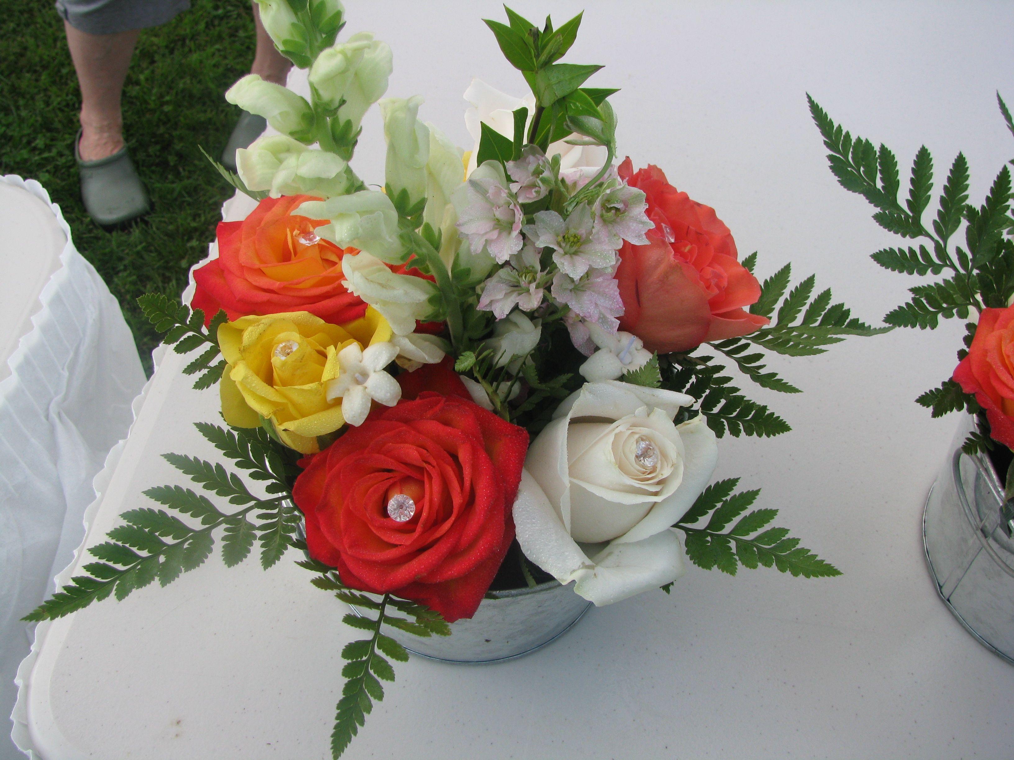 Centerpiece Vermont Wedding Flowers Pinterest