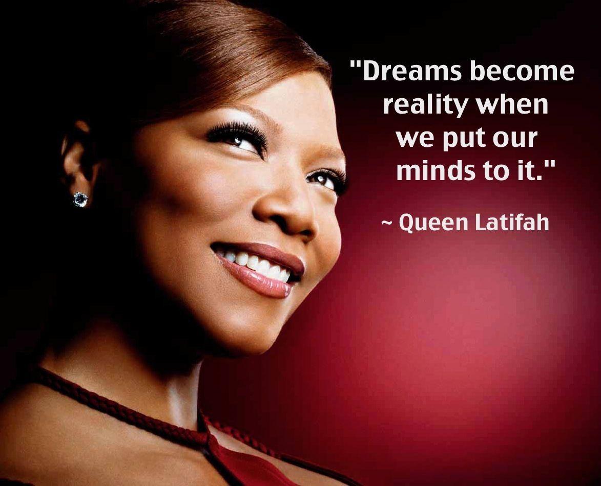 Queen Latifah Famous Q...