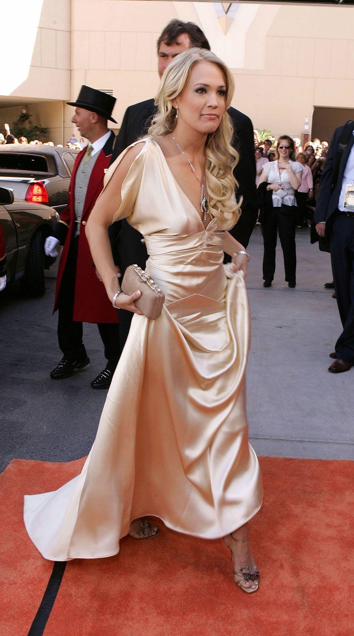 Carrie Underwood | Satin | Pinterest