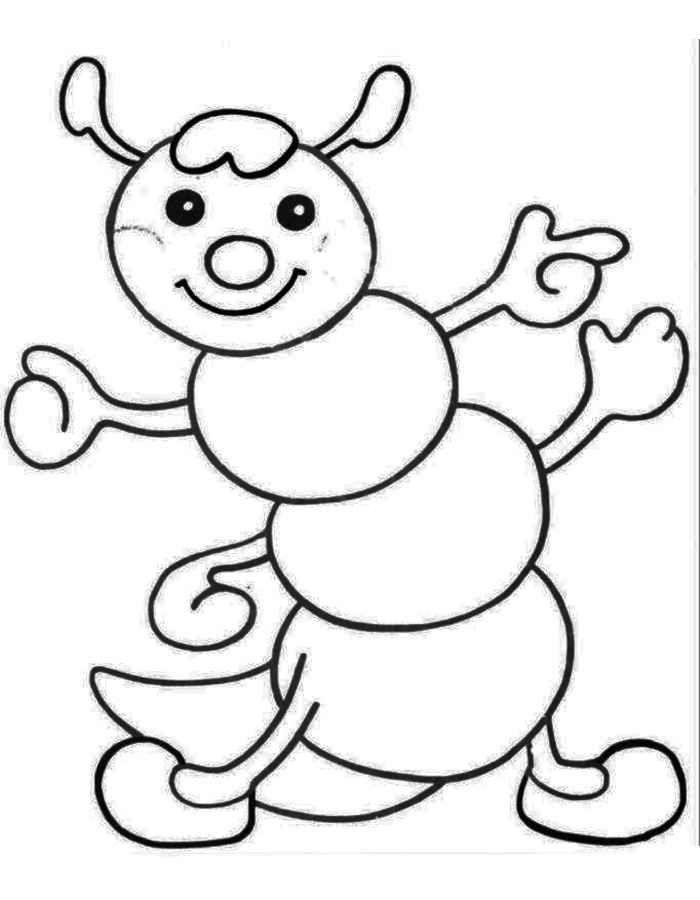 как нарисовать морскую свинку карандашом поэтапно для детей