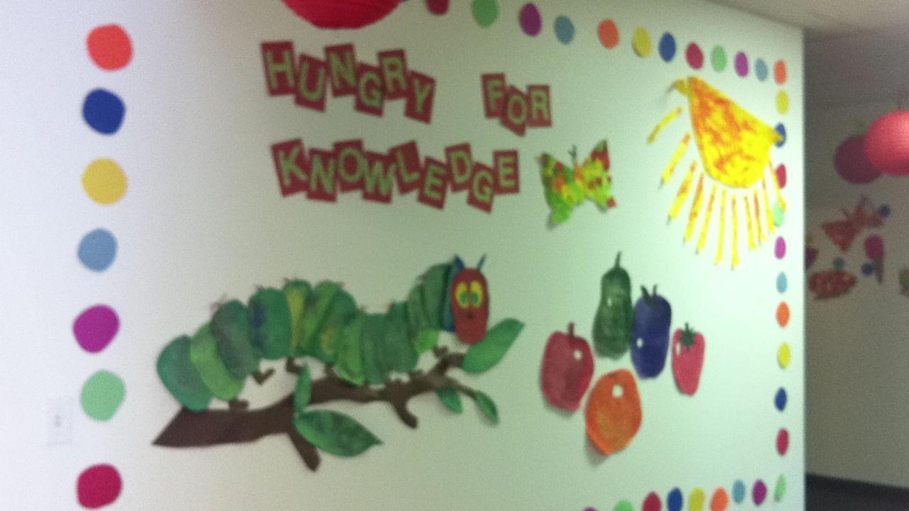 Wall Design For Preschool Classroom : Preschool classroom wall display stuff for the