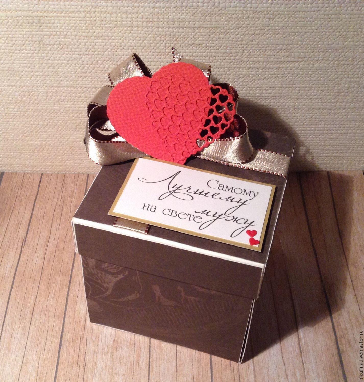 Необычный подарок для мужа своими руками 16