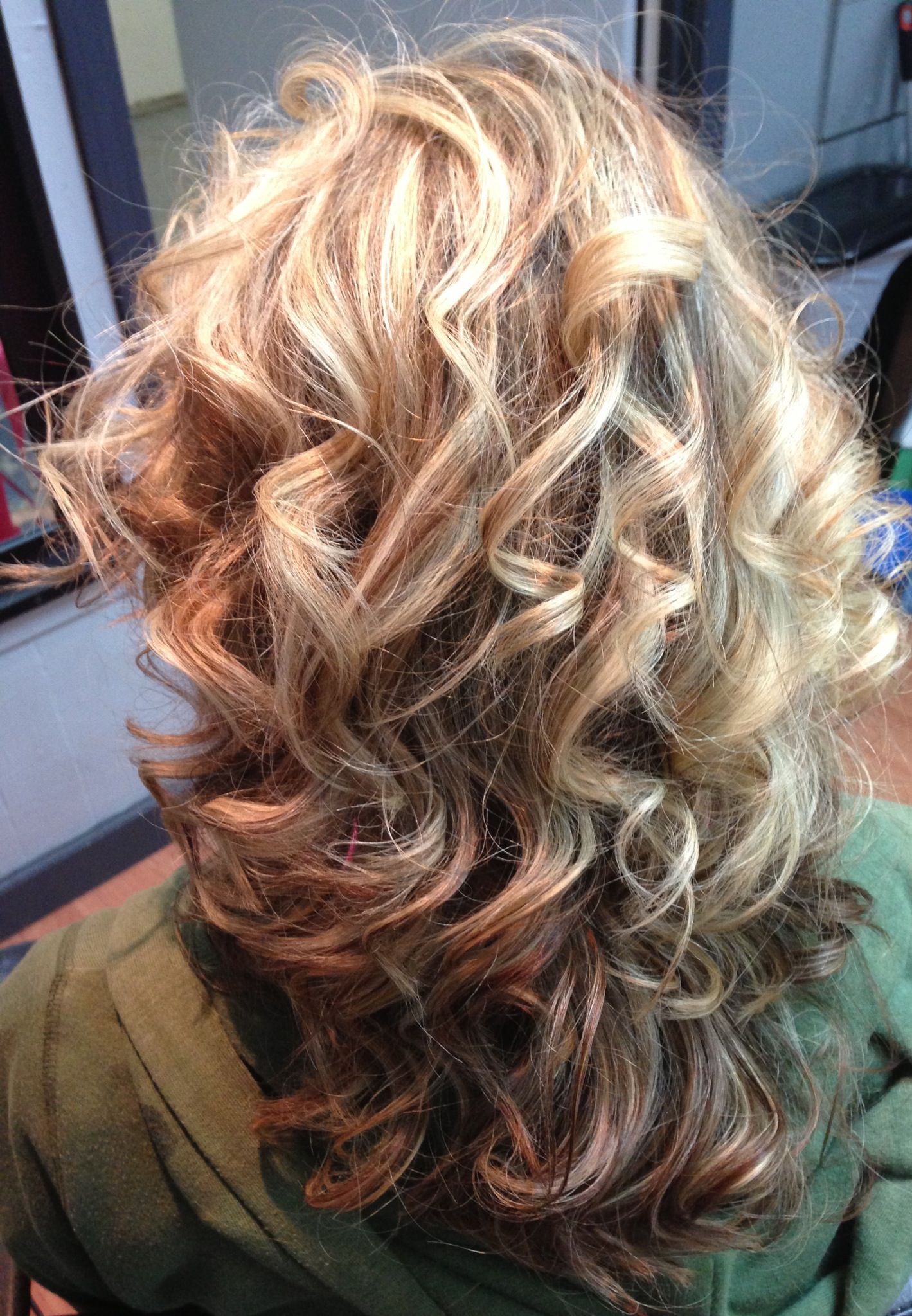 Heavy highlight Hairstyles Etc Pinterest
